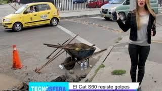 Conozca el CAT S 60 el celular 'indestructible'