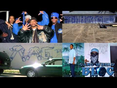 Rollin 60 Crips Nipsey Hussle & Kurupt Hood (South  Central LA)