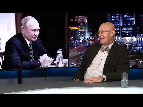Новая волна или застой? Андрей Пионтковский, Валерий Соловей о  планах Путина