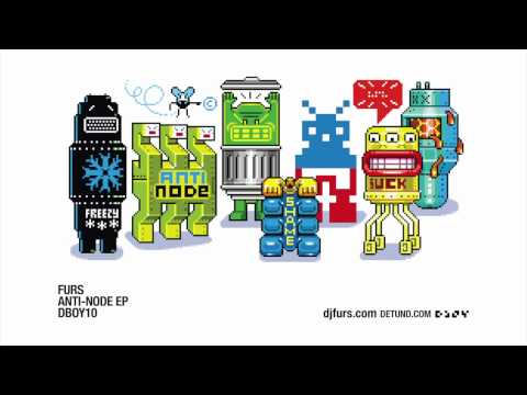 FURS - Anti-Node (ENV(itre) Remix)