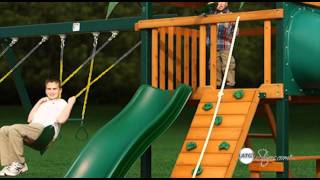 Gorilla Playsets: Blue Ridge Collection