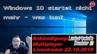 Saarländischer Laber-VLOG - Windows 10 Neuinstallation , fehlgeschlagene Laptopaufrüstung, Kirmes