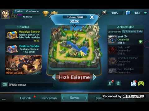 Legends mobile#1 kapı çaldı video bitti😳😳