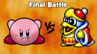 Amy Rose VS King Dedede Reaction
