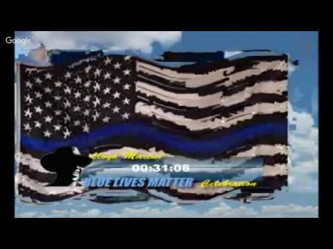 Lloyd Marcus' Blue Lives Matter Celebration