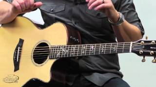 zZounds.com: Taylor 914CE Grand Auditorium Cutaway Acoustic-Electric Guitar