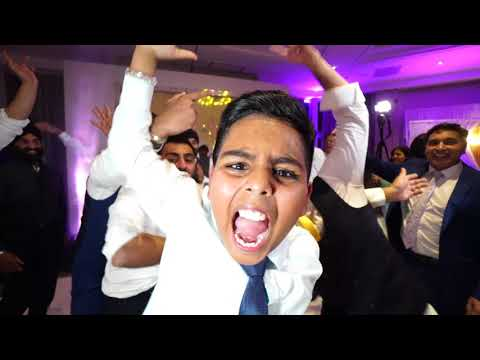 Harj & Pam's Party! || Dj Jazzy - Kollective Music || Mandy Dhillon || Vid-Ego thumbnail