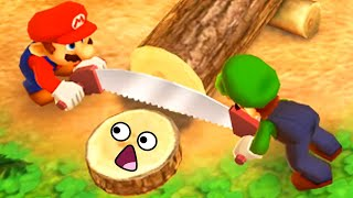 Mario Party The Top 100 MiniGames - Mario Vs Luigi Vs Rosalina Vs Yoshi  (Master Difficulty)