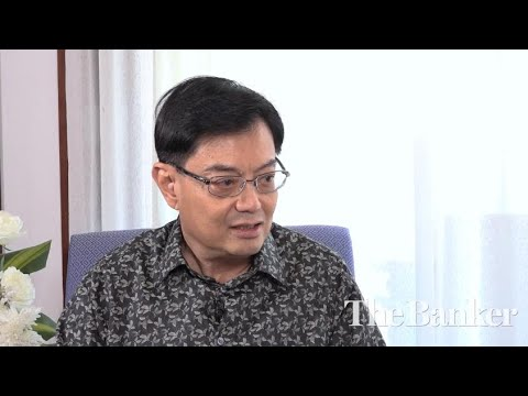 Heng Swee Keat, finance minister of Singapore - View from IMF 2018