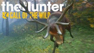 JELEŃ ATAKUJE CZŁOWIEKA! | theHunter: Call of the Wild #3 [PL]