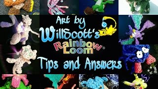 Art By WillScott's Tips and Answers