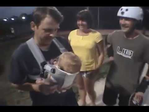 Knoxville Skatepark - 80's betty session