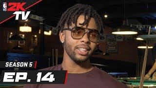 D'Angelo Russell - NBA 2KTV S5. Ep.14