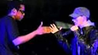 Eminem vs Jay-Z Battle