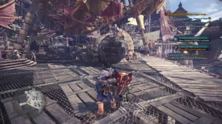 Monster Hunter World live stream