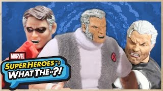 Marvel Super Heroes: What The--?!: Grumpy Old Man Logan