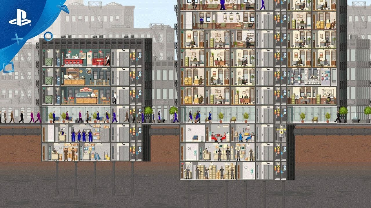 Project Highrise: Architect's Edition - Launch Trailer | PS4