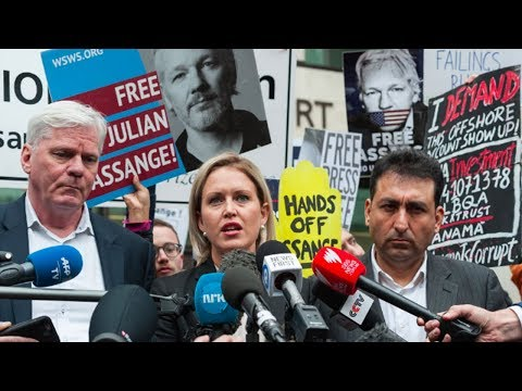 John Pilger: Extradition Process a 'Very Long Uphill Road' for Assange