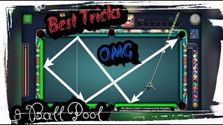 II 8 BALL POOL TRICKSHOT II TRICK FOR WINNING EVERY MATCH....