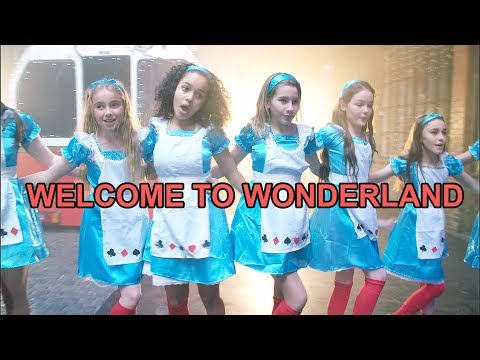 WELCOME TO WONDERLAND (Wonderland the Musical) Cover by SYPC