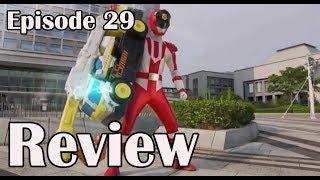 Lupinranger VS Patranger Episode 29 Review