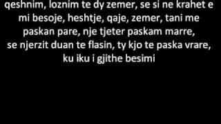 Albani & Orinda Huta - Tradhetia (lyrics)