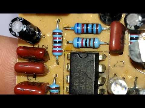 ซ่อม CRT Monitor ใส่ Power Pack พร้อม Sync ความถี่