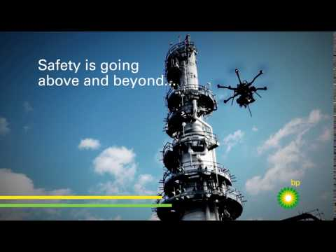 Safety – Drone Inspection