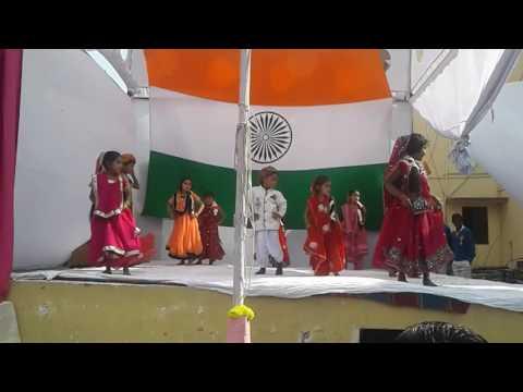 Maro pallu latke song Lovely Rathore New Woodland Academy Rudrapur Happy Republic Day videos