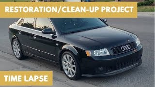 Audi A4 Ultrasport B6 | Time Lapse Project