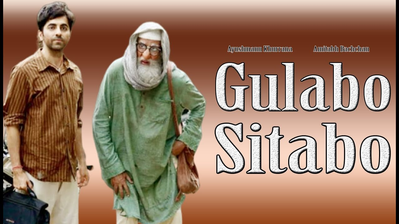 Image result for gulabo sitabo movie