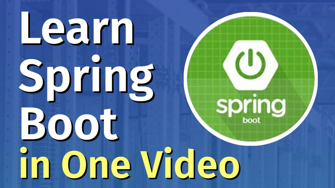 Learn Spring Boot | Building REST services with Spring Boot