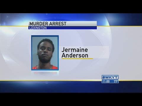 Man arrested for deadly shooting in Lexington