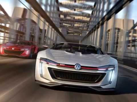 Volkswagen Gti Roadster Concept 2014 Youtube