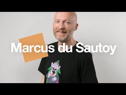 MARCUS DU SAUTOY - The Creativity Code..