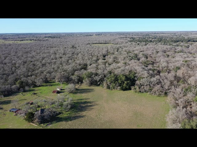 965 Acre Ranch For Sale in Hallettsville TX