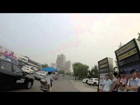 eBiking in Zhengzhou, Henan, China