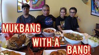 FILIPINO FOOD MUKBANG 2(MILES BISTRO)   Pambansang Kolokoy
