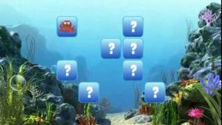 смотреть 3 в ряд Морские животные # 2 мультики и игры онлайн