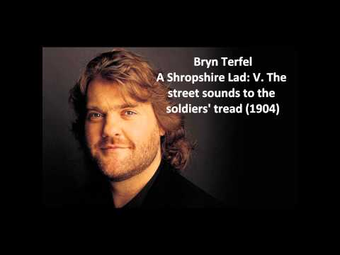 "Bryn Terfel: The complete ""A Shropshire Lad"" (Somervell)"
