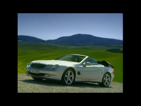 Mercedes Benz SL-Class Roadsters R230 Specs Documentary