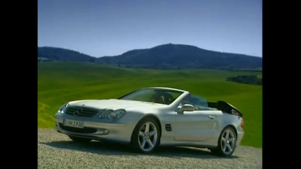 Automotive area 2011 mercedes benz sl r230 - Mercedes Benz Sl Class Roadsters R230 Specs Documentary