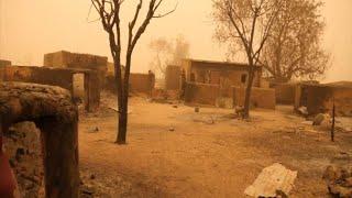 Mali attack : scores killed in attack on Dogon village