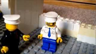Lego RMS Titanic Movie