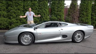 here-s-why-the-jaguar-xj220-is-the-craziest-1990s-supercar