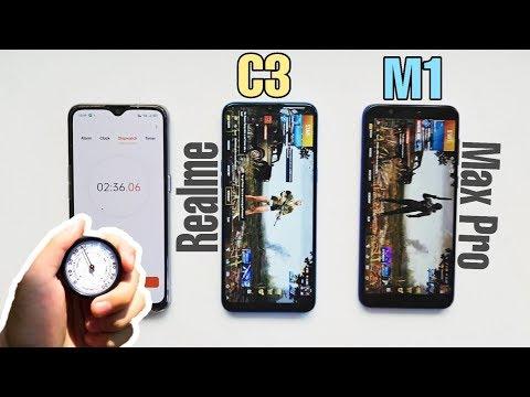 Realme C3 Vs Max Pro M1: Unbelievable Result | Speed Test | RAM Management | Benchmark