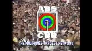 ABS CBN Channel 2 Station Ident Timeline 1946-Present