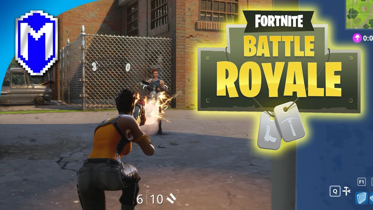 Fortnite Pvp Free For All Last Man Standing Let S Play