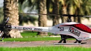 Tareq Alsaadi V Bar control flight 5 طارق السعدي و جهاز ميكادو و جوبلين
