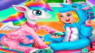 Любовь для милой пони. Новые наряды и веселые игры в парке